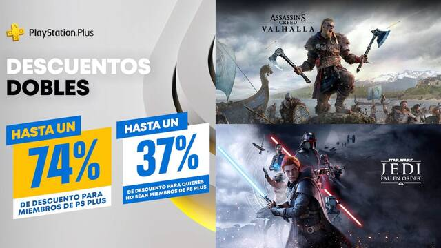 Descuentos dobles PS Store 15 septiembre 2021