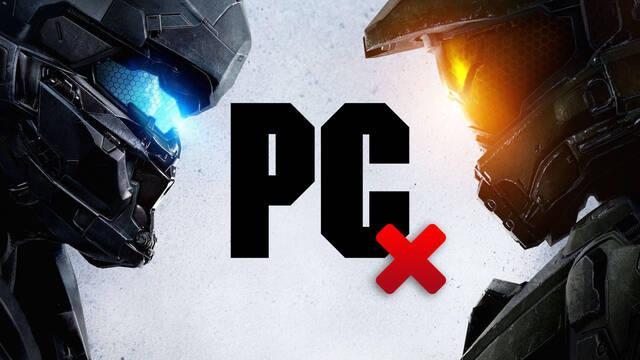 343 Industries desmiente que Halo 5 vaya a llegar a PC próximamente.