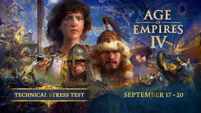 Prueba gratuita de Age of Empires IV del 17 al 20 de septiembre.