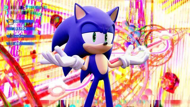 El primer parche de Sonic Colours: Ultimate en Switch no arregla todos sus errores.