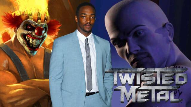 Anthony Mackie protagonizará la serie para televisión de Twisted Metal.