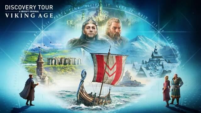 Assassin's Creed: Valhalla y su tour vikingo