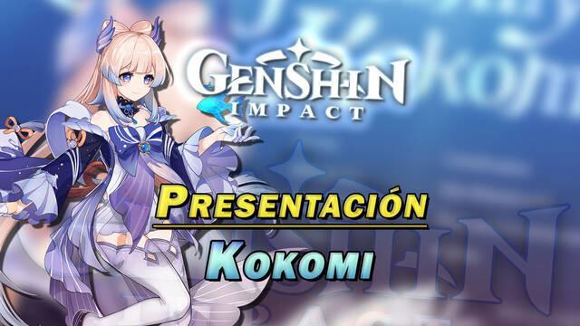 Genshin Impact: Tráiler de Sangonomiya Kokomi, habilidades y fecha de lanzamiento