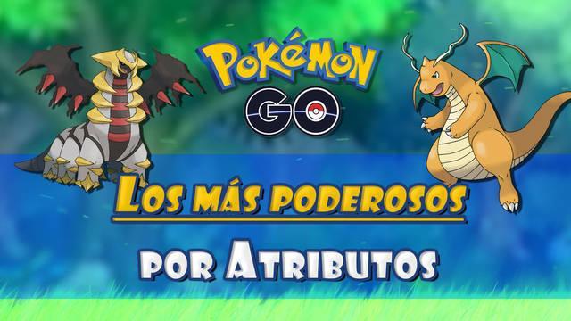 Pokémon GO: Los Pokémon más fuertes por estadísticas (ATQ, DEF y RES)
