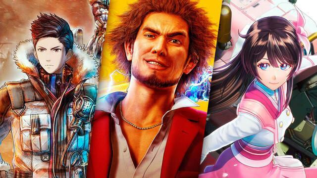 Sega RPG en el TGS