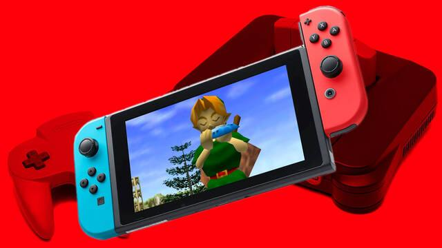 Juegos de Nintendo 64 en Nintendo Switch Online