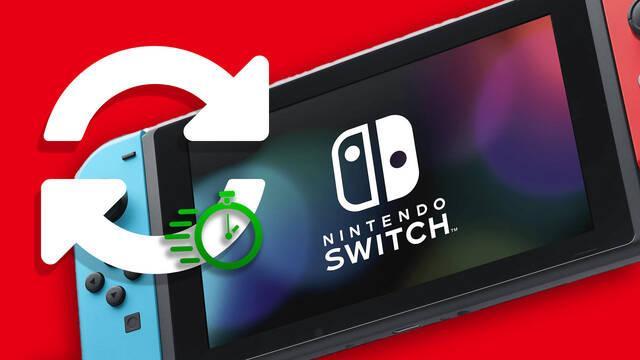 Nintendo Switch podría haber mejorado los tiempos de carga en su actualización 13.0.0 de ayer.
