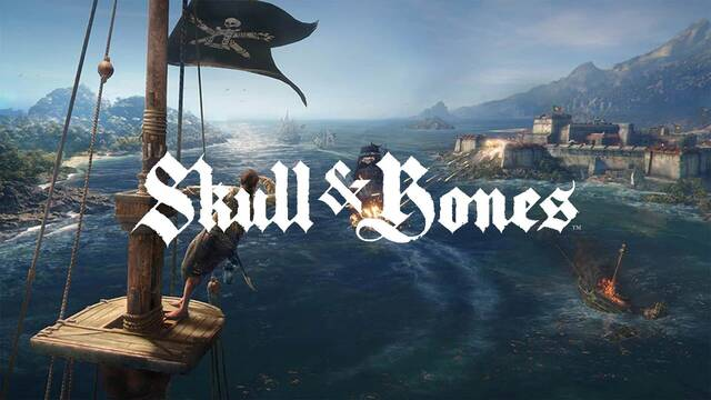 Skull and Bones marcha bien
