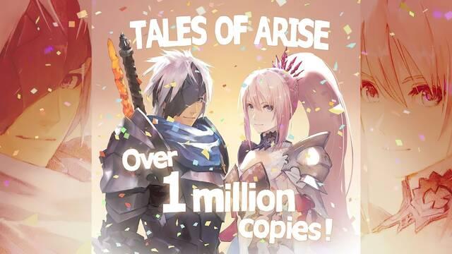 Tales of Arise supera 1 millón de copias vendidas