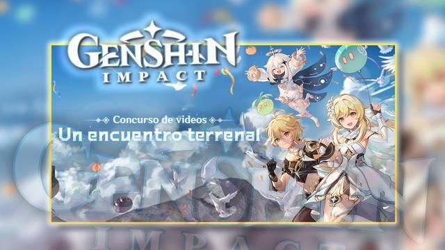 Genshin Impact - 1er aniversario y concurso de vídeos