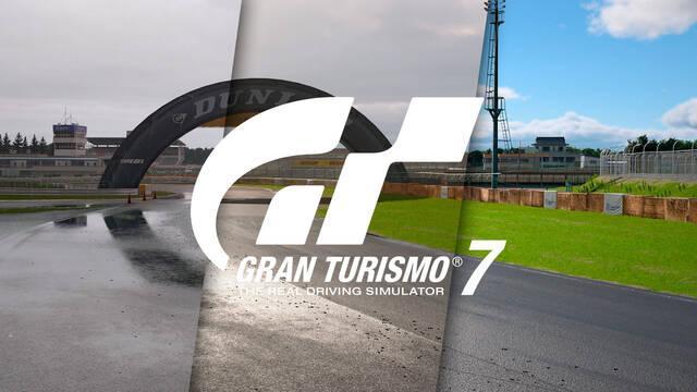 Gran Turismo 7 ray-tracing, clima dinámico y más.