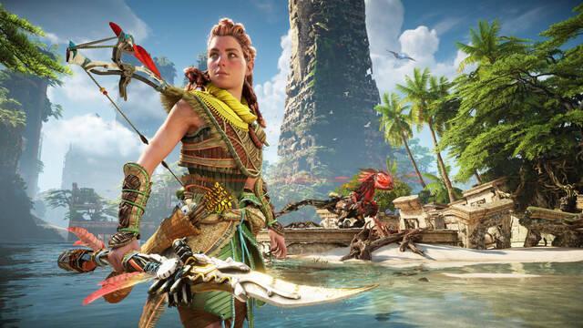 Horizon Forbidden West detalla sus características exclusivas en PS5