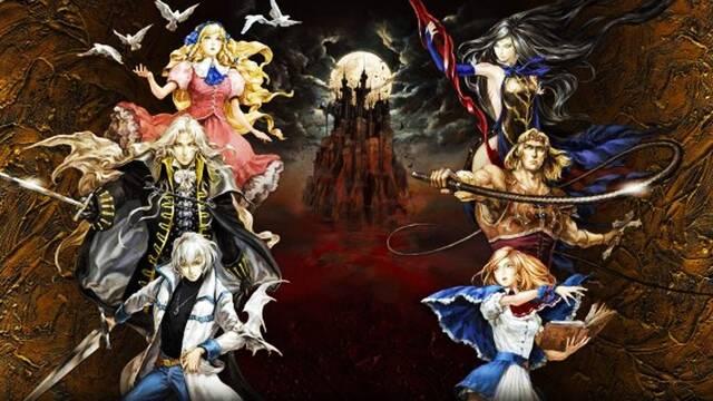 Castlevania: Grimoire of Souls ya disponible en Apple Arcade