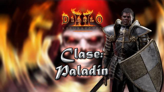 Paladín en Diablo 2 Resurrected: Atributos, habilidades y mejor build
