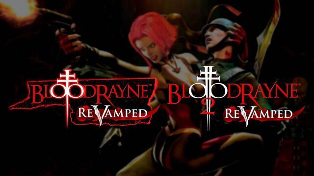 BloodRayne: ReVamped y BloodRayne 2: ReVamped en consolas