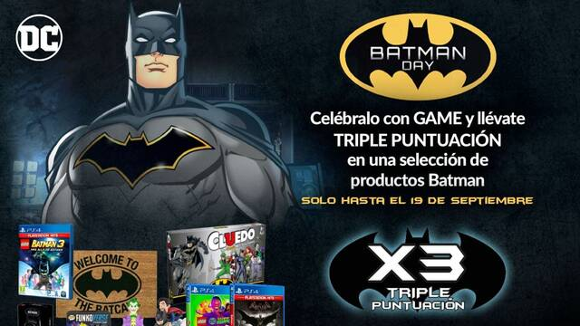 Batman Day 2021 en GAME.