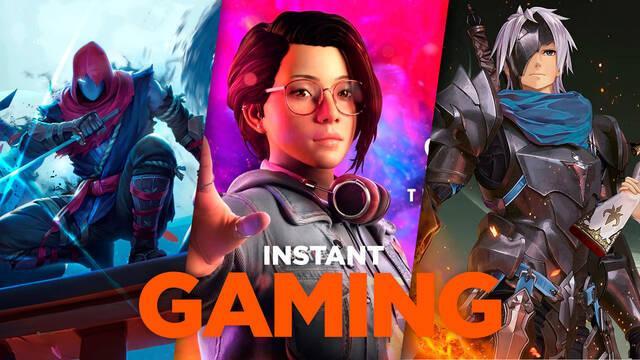 Mejores ofertas Instant Gaming