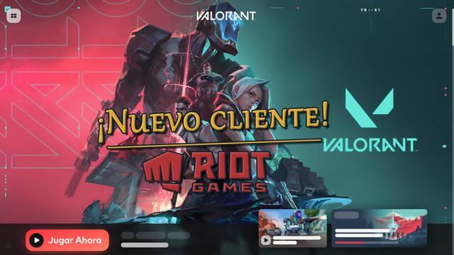 Riot Games presenta su nuevo cliente mejorado
