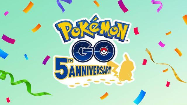 Pokémon GO - Vídeo del quinto aniversario
