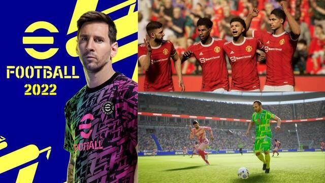 eFootball 2022 y sus requisitos