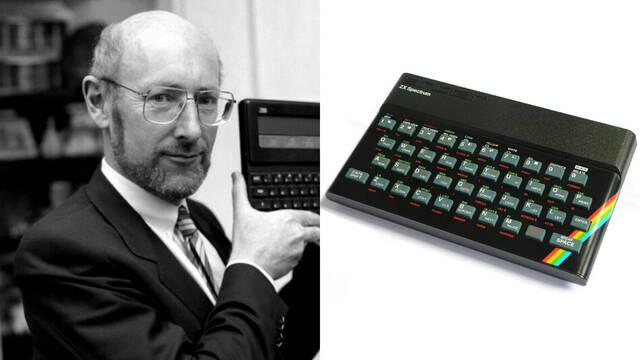 Sir Clive Sinclear muere creador Spectrum