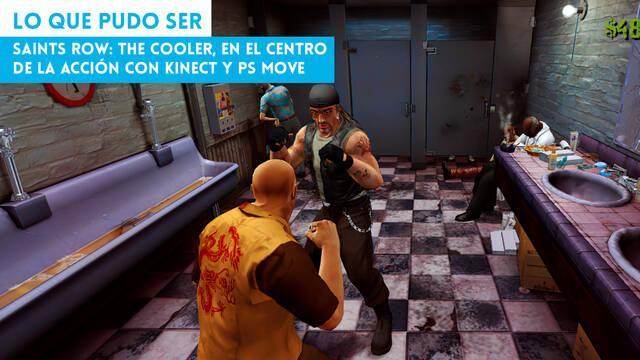 Saints Row: The Cooler, en el centro de la acción con Kinect y PS Move
