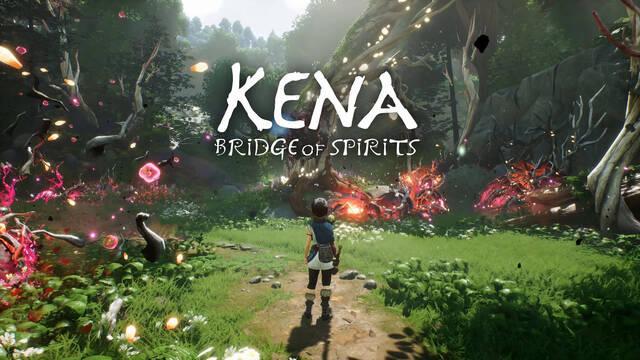 Tráiler de lanzamiento de Kena: Bridge of Spirits.