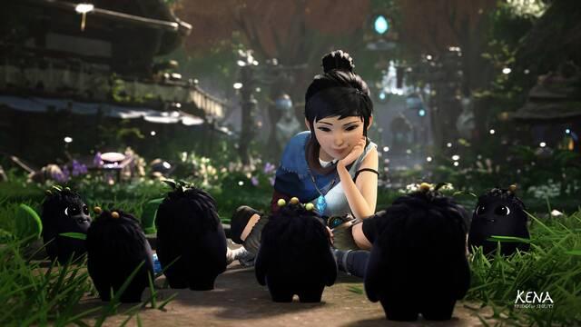 Kena: Bridge of Spirits tendrá edición física en PS5 y PS4 a finales de año.