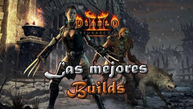 Diablo 2 Resurrected: Las MEJORES builds para cada clase - Tier List