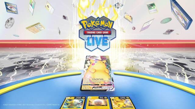 Anunciado Pokémon Trading Card Game Live para PC, iOS y Android.