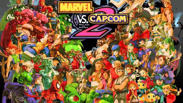 Disney y Capcom están evaluando una remasterización de Marvel vs Capcom 2.