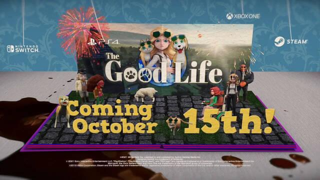 The Good Life ya tiene fecha de lanzamiento en PS4, Xbox One, PC y Switch.