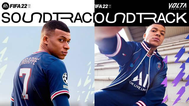 FIFA 22 tendrá el mayor soundtrack de la historia de la franquicia.