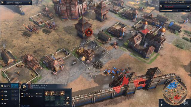 Age of Empires 4 y su jugabilidad