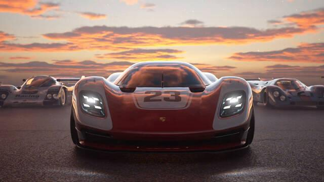 Porsche en Gran Turismo 7 tráiler