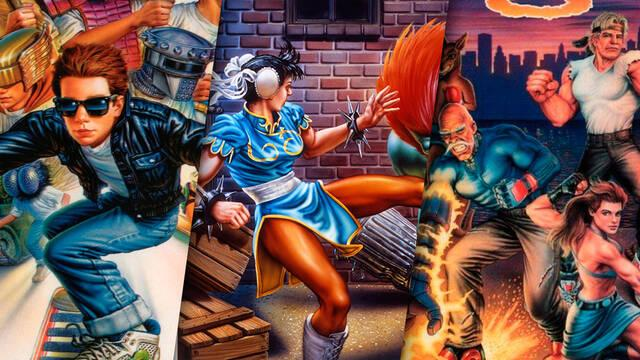 Muere Mick McGinty artista de Street Fighter 2 y Sega