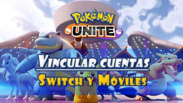 Pokémon Unite: Cómo compartir el progreso entre Switch y móviles