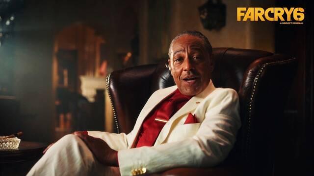 Giancarlo Esposito presenta su personaje de Far Cry 6