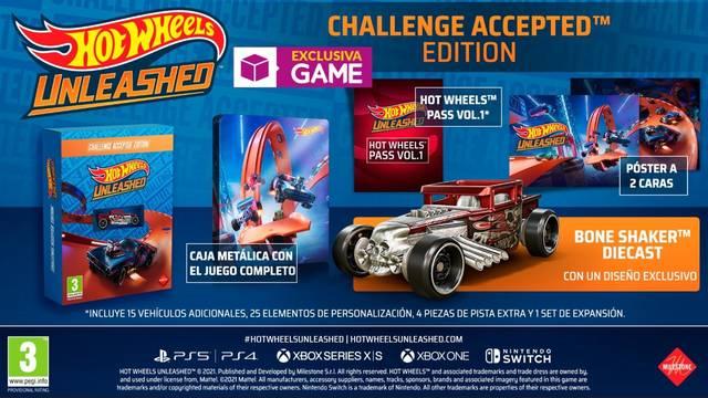 Hot Wheels Unleashed en GAME