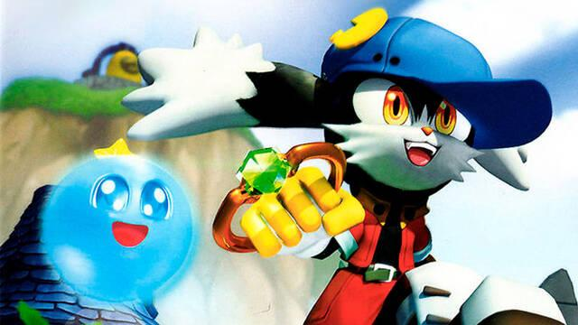 Klonoa remasterizado con los dos juegos