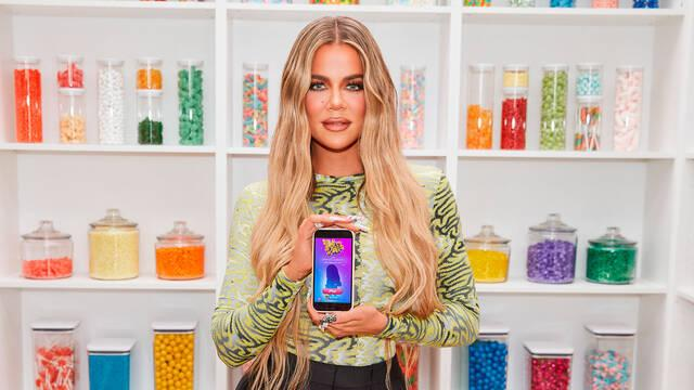 Khloé Kardashian presenta torneo Candy Crush Saga