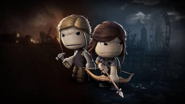 Sackboy: Una aventura a lo grande recibirá apariencias de Ellie y Abby de The Last of Us 2