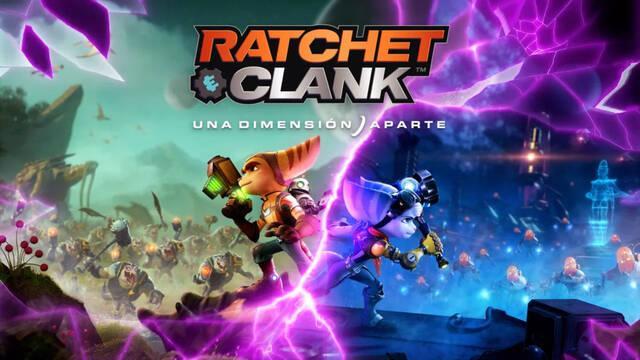 Ratchet & Clank: Rift Apart funciona perfectamente con el peor SSD compatible con PS5