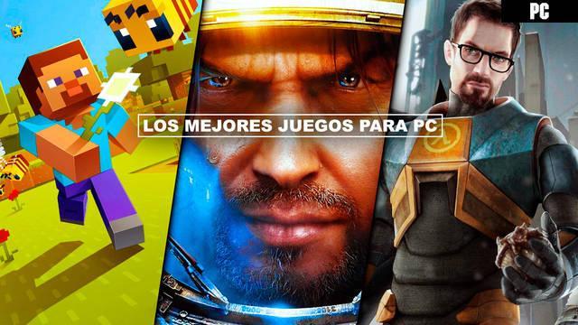 Los MEJORES juegos para PC (2021) - TOP 20