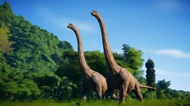 Nuevo diario de desarrollo de Jurassic World 2.