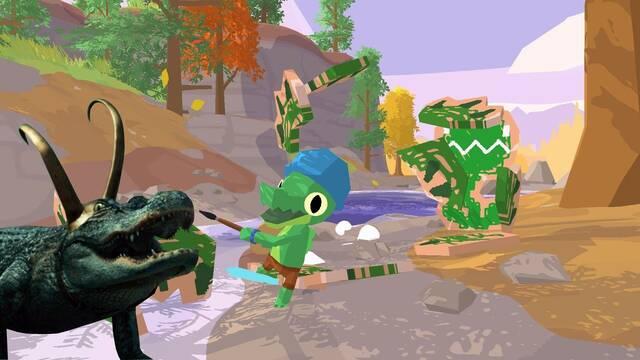 Lil Gator Game y su lanzamiento