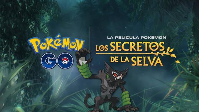 Pokémon GO: Zarude debutará pronto por tiempo limitado