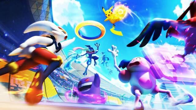 Pokémon Unite llega hoy a iOS y Android