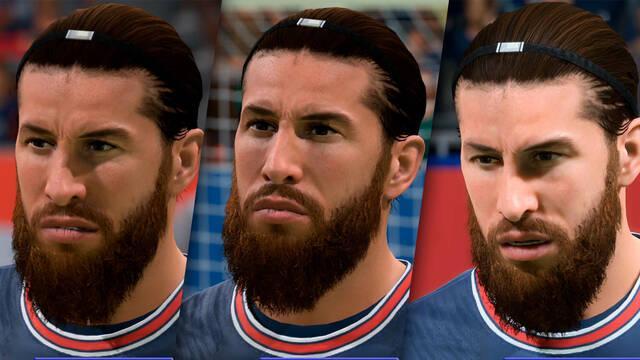FIFA 22 comparativa PlayStation y Xbox