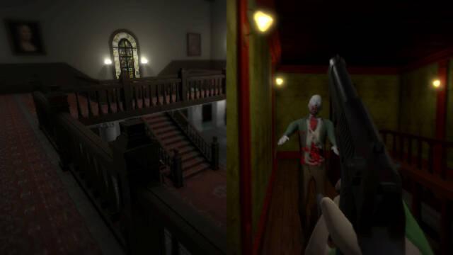 Recrean el Resident Evil clásico de 1996 en un espectacular remake en primera persona